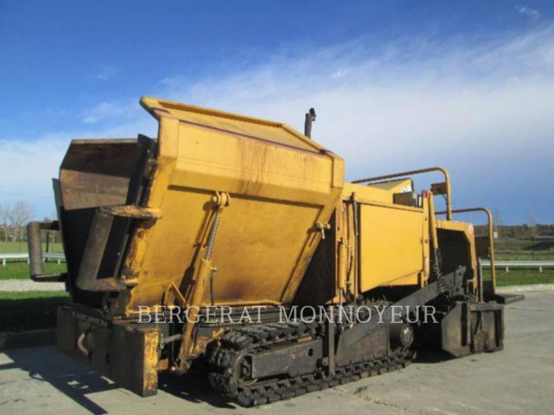 CATERPILLAR FINISSEURS BB621 equipment  photo 6