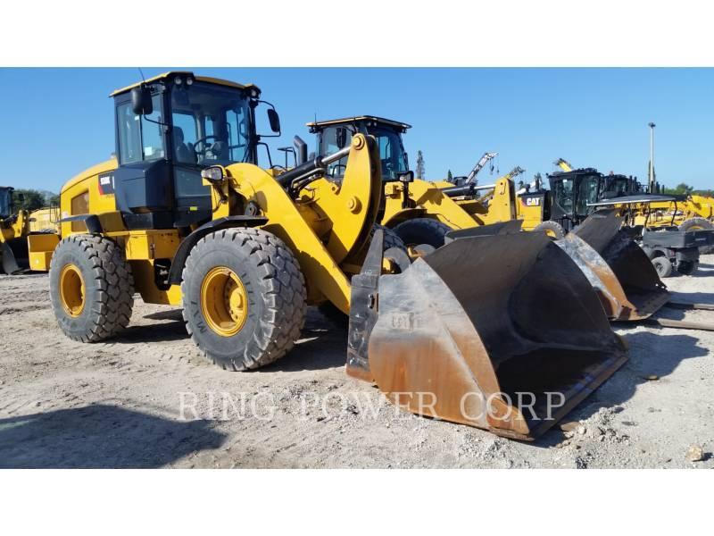 CATERPILLAR WIELLADERS/GEÏNTEGREERDE GEREEDSCHAPSDRAGERS 938KQC equipment  photo 2