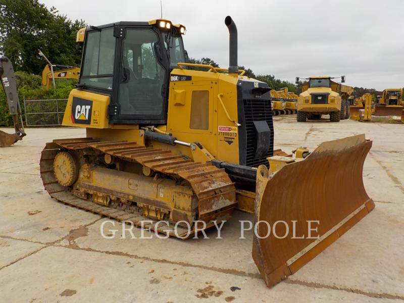 CATERPILLAR TRACTORES DE CADENAS D6K2 LGP equipment  photo 5