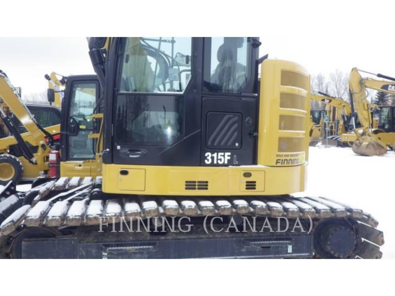 CATERPILLAR トラック油圧ショベル 315F equipment  photo 1