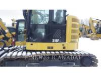 Equipment photo CATERPILLAR 315F TRACK EXCAVATORS 1