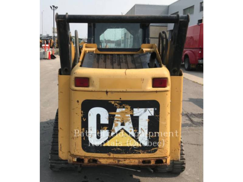 Caterpillar ÎNCĂRCĂTOARE PENTRU TEREN ACCIDENTAT 257B2 equipment  photo 3