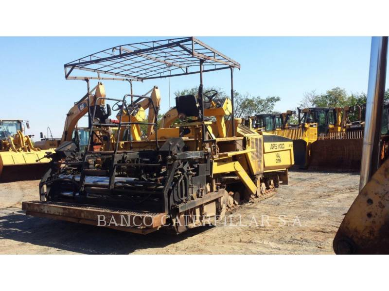 CATERPILLAR PAVIMENTADORA DE ASFALTO AP-1050 equipment  photo 5
