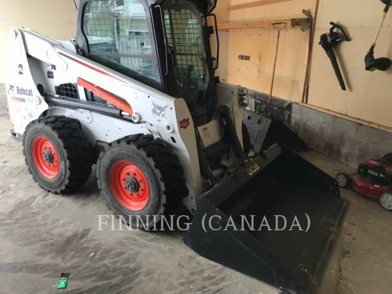 BOBCAT SKID STEER LOADERS S630 equipment  photo 2