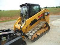 Caterpillar MINIÎNCĂRCĂTOARE RIGIDE MULTIFUNCŢIONALE 279D AC equipment  photo 3