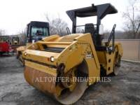 CATERPILLAR VIBRATORY DOUBLE DRUM ASPHALT CB54 equipment  photo 3