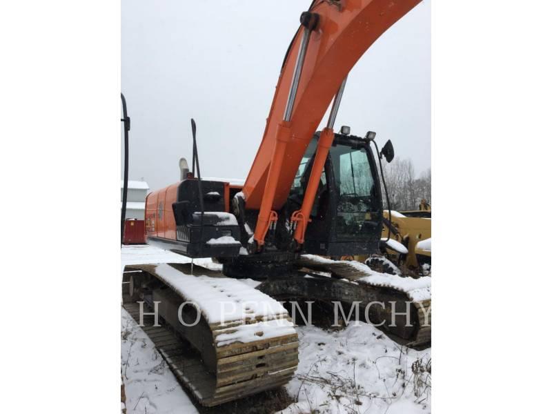 HITACHI 鉱業用ショベル/油圧ショベル ZX250LC-5 equipment  photo 1