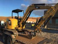 CATERPILLAR KETTEN-HYDRAULIKBAGGER 305.5EC1TH equipment  photo 1