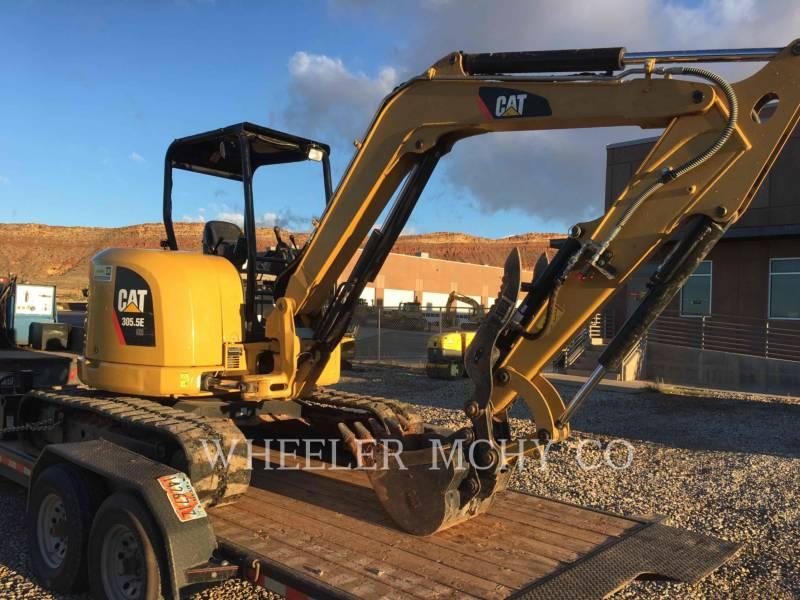 CATERPILLAR TRACK EXCAVATORS 305.5EC1TH equipment  photo 1