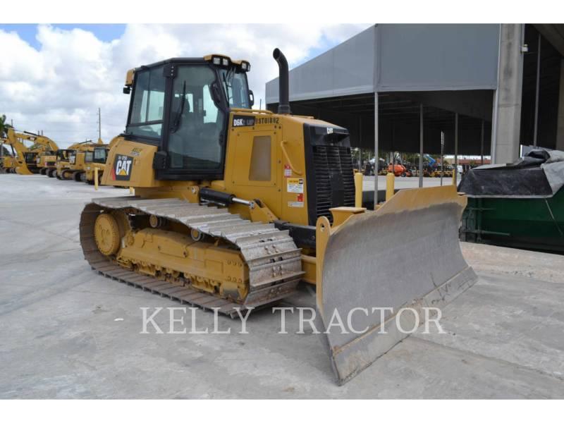 CATERPILLAR TRACK TYPE TRACTORS D6K2LGP equipment  photo 1