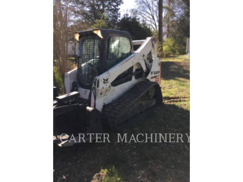 BOBCAT KOMPAKTLADER BOB T650 equipment  photo 3
