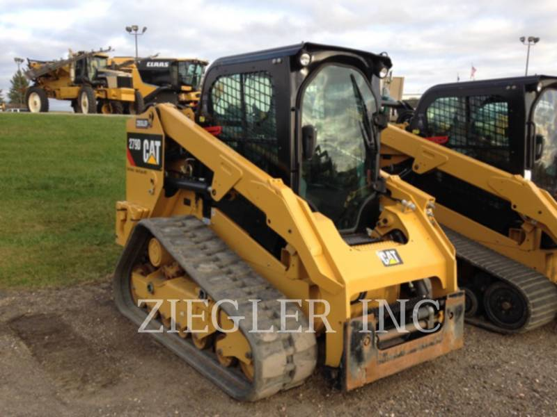CATERPILLAR MULTI TERRAIN LOADERS 279DWR equipment  photo 2