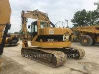CATERPILLAR TRACK EXCAVATORS 321CLCR equipment  photo 2