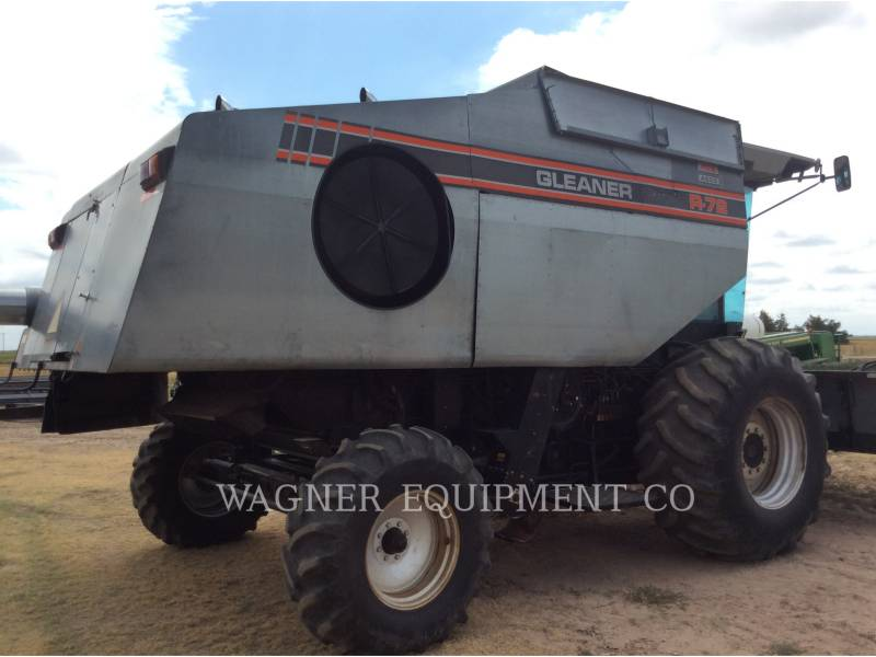 GLEANER COMBINADOS R72 equipment  photo 3