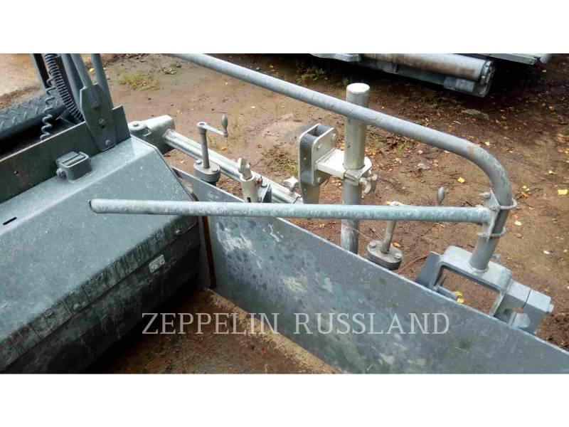 WIRTGEN PAVIMENTADORA DE ASFALTO SUPER 1800-2 equipment  photo 9