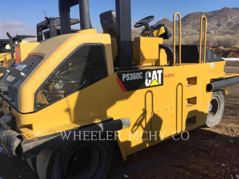 Caterpillar COMPACTOARE PNEUMATICE ANVELOPE PS-360C equipment  photo 2
