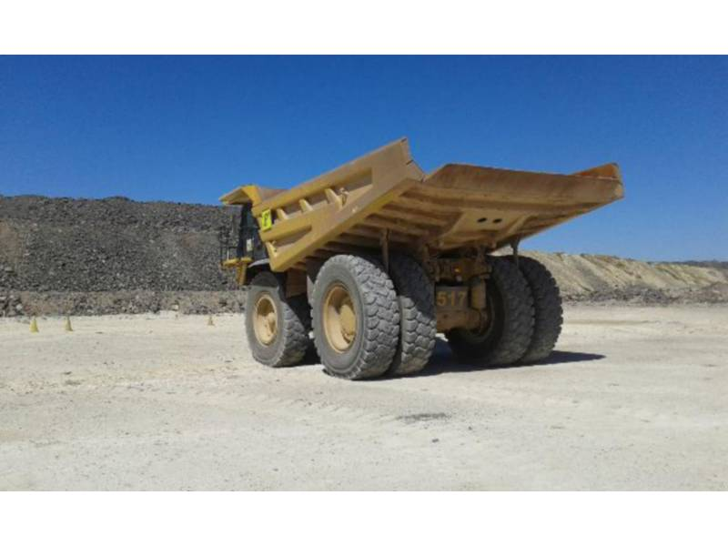 Caterpillar CAMION MINIER PENTRU TEREN DIFICIL 777DLRC equipment  photo 7