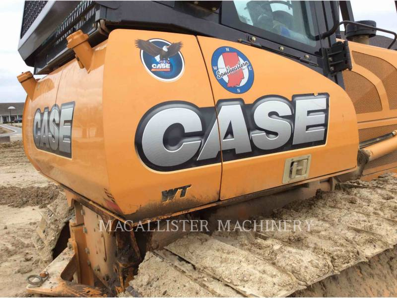 CASE TRACTORES DE CADENAS 850L equipment  photo 6