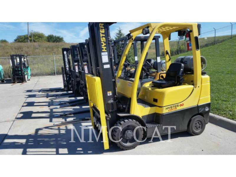 HYSTER CHARIOTS À FOURCHE S60FT_HY equipment  photo 1