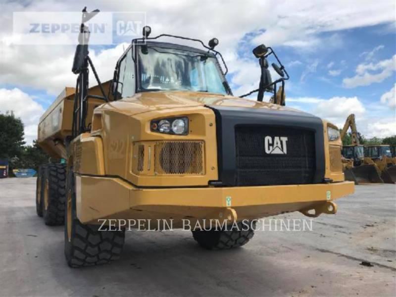 CATERPILLAR MULDENKIPPER 730C equipment  photo 4