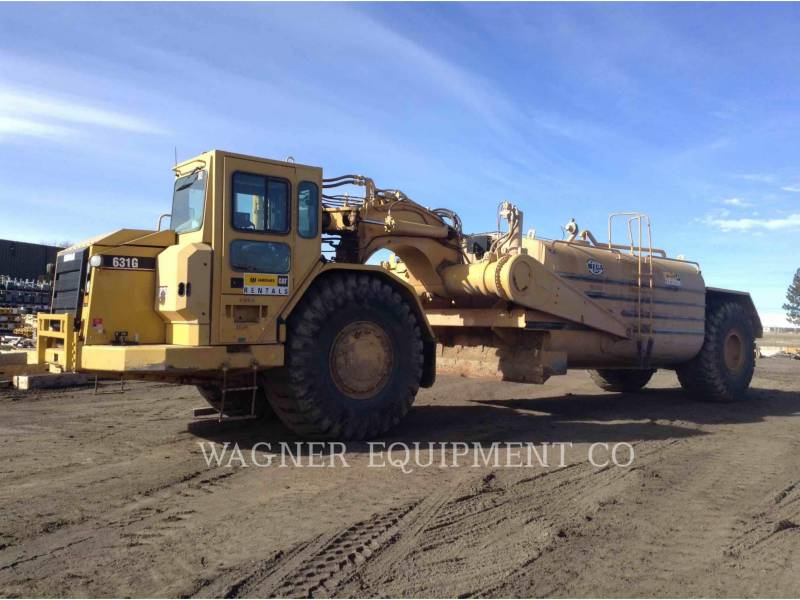 CATERPILLAR WAGON CITERNE A EAU 631G WW equipment  photo 1