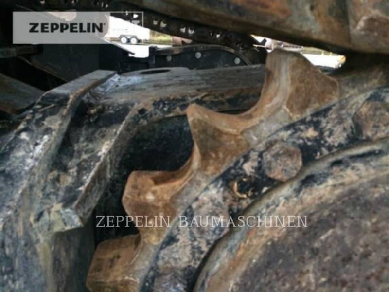 CATERPILLAR KETTEN-HYDRAULIKBAGGER 352FL equipment  photo 12