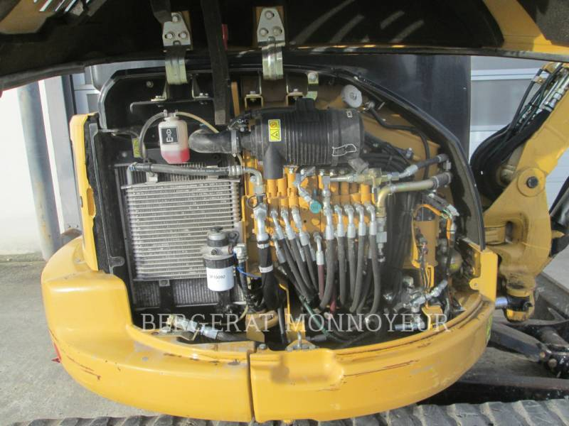 CATERPILLAR PELLES SUR CHAINES 304D CR equipment  photo 7