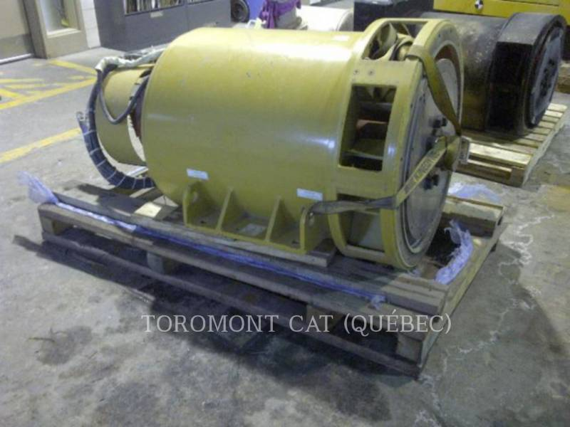 CATERPILLAR COMPONENTES DE SISTEMAS SR4B 750KW 600V equipment  photo 1