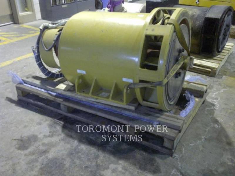 CATERPILLAR COMPONENTES DE SISTEMAS SR4B 750KW 600V equipment  photo 1