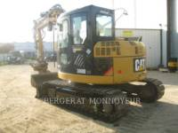 CATERPILLAR TRACK EXCAVATORS 308D equipment  photo 4