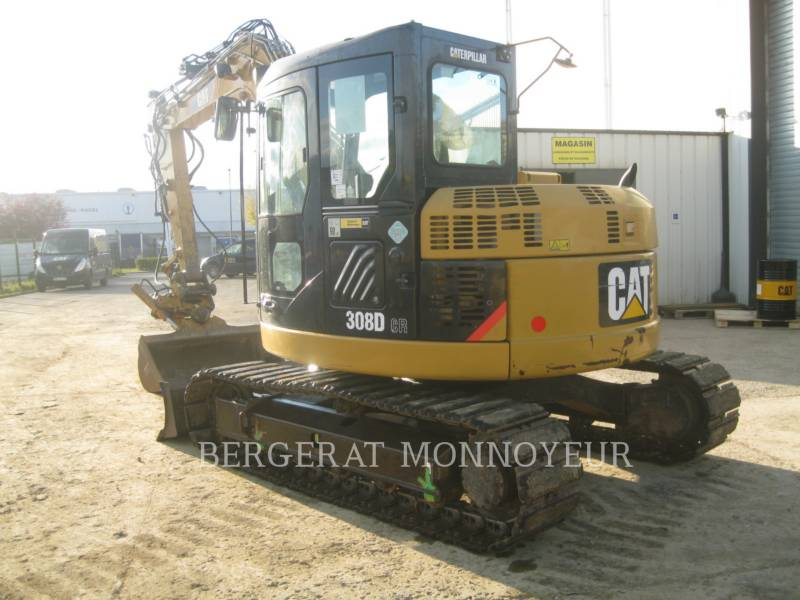 CATERPILLAR PELLES SUR CHAINES 308D equipment  photo 4