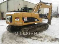 CATERPILLAR RUPSGRAAFMACHINES 320DL equipment  photo 4