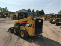 CATERPILLAR KOMPAKTLADER 236D equipment  photo 6