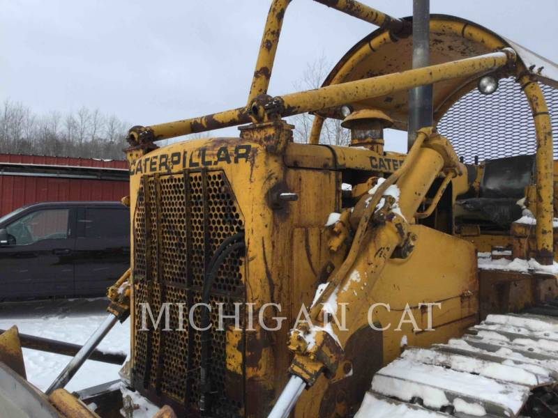 CATERPILLAR TRACTORES DE CADENAS D7E1970 equipment  photo 13