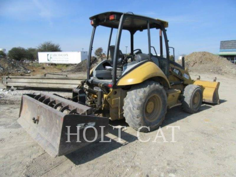 CATERPILLAR CHARGEUSES-PELLETEUSES 414E IL equipment  photo 4
