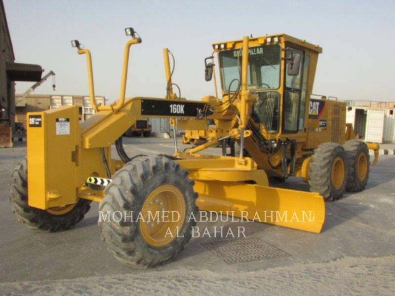 CATERPILLAR MOTOR GRADERS 160 K equipment  photo 1