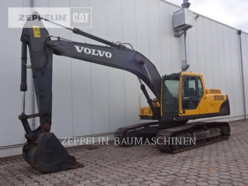 VOLVO CONSTRUCTION EQUIPMENT EXCAVADORAS DE CADENAS EC210BLC equipment  photo 1