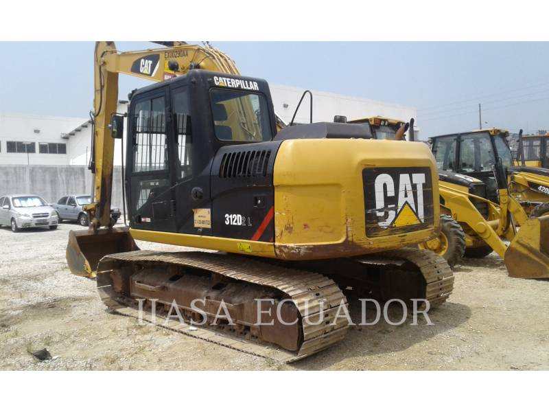 CATERPILLAR TRACK EXCAVATORS 312D2L equipment  photo 4
