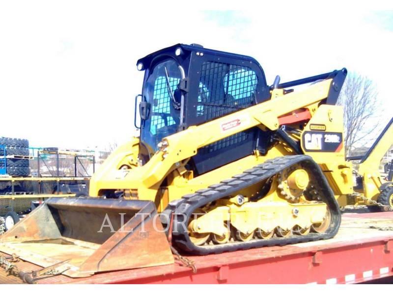 Caterpillar ÎNCĂRCĂTOARE PENTRU TEREN ACCIDENTAT 299D2 equipment  photo 4
