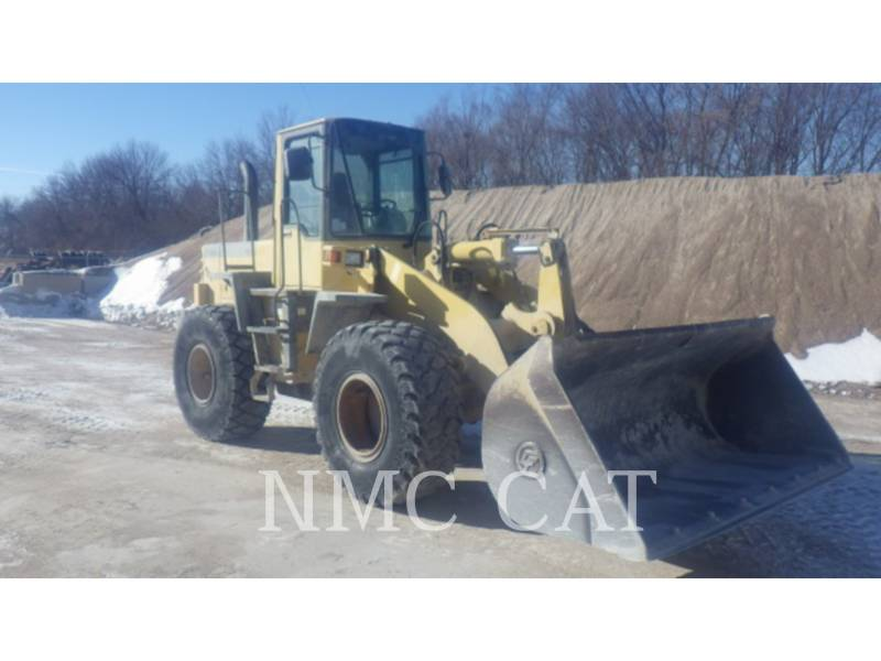 KOMATSU WHEEL LOADERS/INTEGRATED TOOLCARRIERS WA250_KM equipment  photo 4