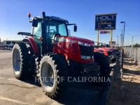 Equipment photo MASSEY FERGUSON 7624 TRATTORI AGRICOLI 1