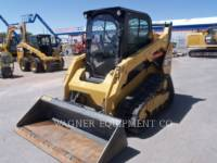 Equipment photo CATERPILLAR 259D CHARGEURS COMPACTS RIGIDES 1