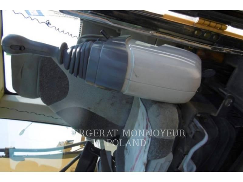 CATERPILLAR WHEEL EXCAVATORS M316C equipment  photo 14