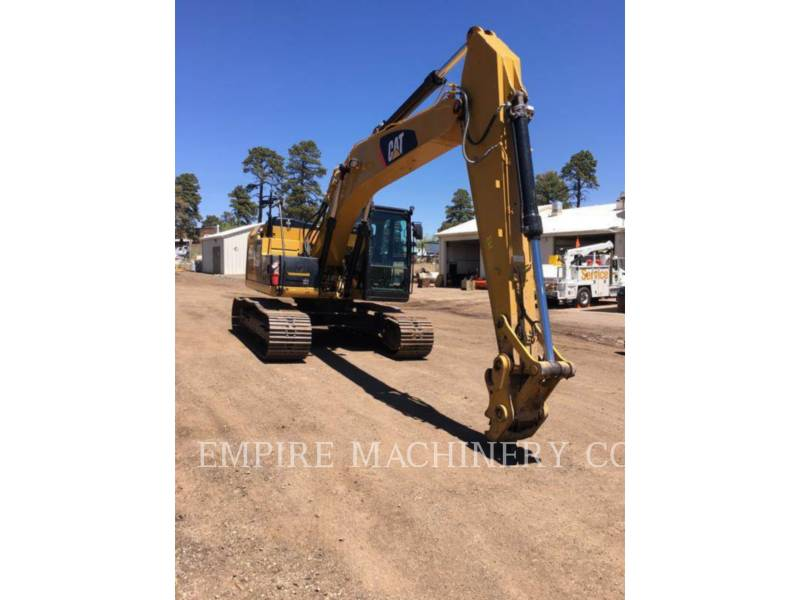 CATERPILLAR TRACK EXCAVATORS 320E LRR equipment  photo 2