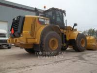 Equipment photo CATERPILLAR 966M PÁ-CARREGADEIRA DE RODAS DE MINERAÇÃO 1