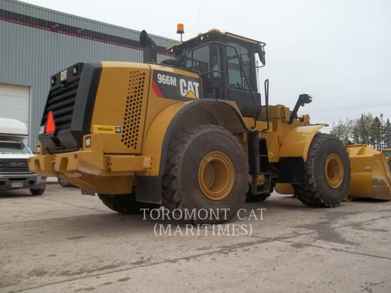 CATERPILLAR BERGBAU-RADLADER 966M equipment  photo 1