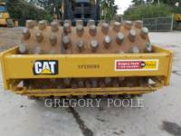 CATERPILLAR VIBRATORY SINGLE DRUM PAD CP54B equipment  photo 8
