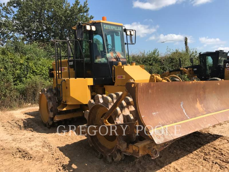 CATERPILLAR TRACTEURS SUR PNEUS 815F II equipment  photo 3