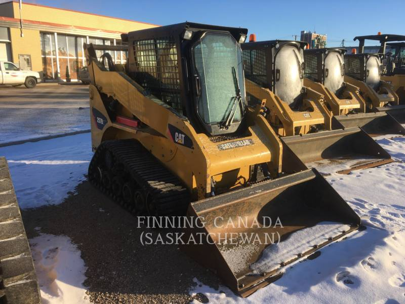 CATERPILLAR MULTI TERRAIN LOADERS 257B2 equipment  photo 3