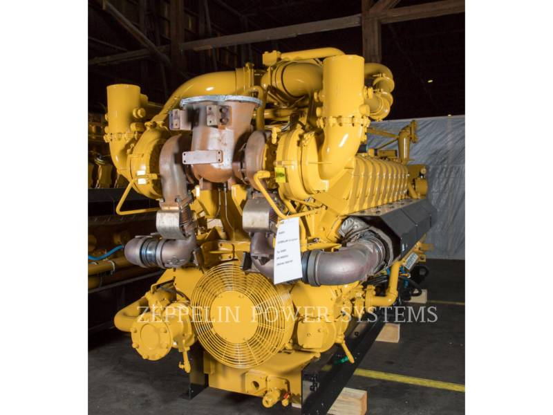 CATERPILLAR STATIONARY - NATURAL GAS G3520C equipment  photo 2
